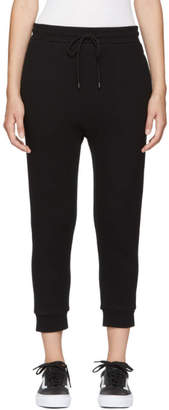 R 13 Black Lars Lounge Pants