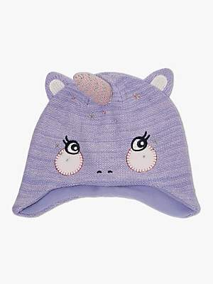 94b2753717d9d John Lewis   Partners Children s Unicorn Trapper Hat