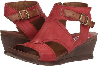 Miz Mooz Scout Women's Wedge Shoes