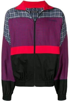 Balenciaga poplin 80s sweatshirt