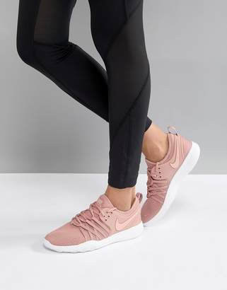 fc8eb49c54f98 ... reduced at asos nike training free tr 7 sneakers in pink f1165 f49b2