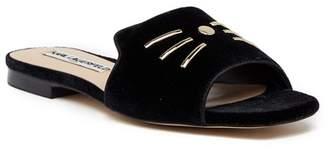 Karl Lagerfeld Paris Raven Slide Sandal