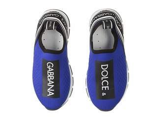Dolce & Gabbana Jersey Slip-On Sneaker (Toddler/Little Kid)