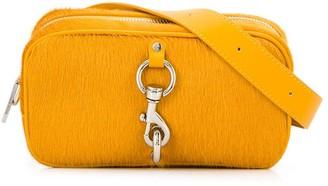Rebecca Minkoff lobster-clasp detail belt bag