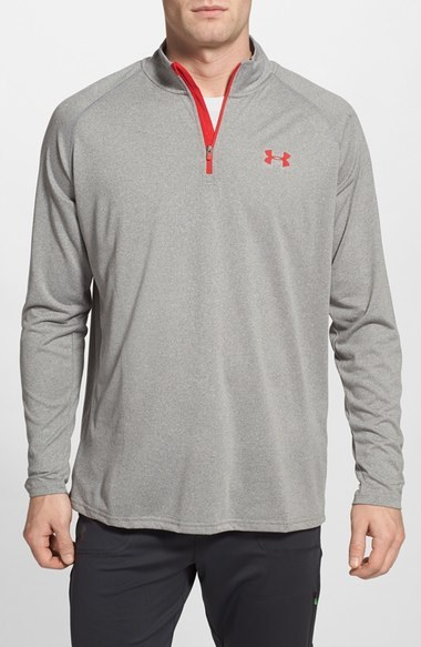 Under Armour 'Tech' Quarter Zip Pullover