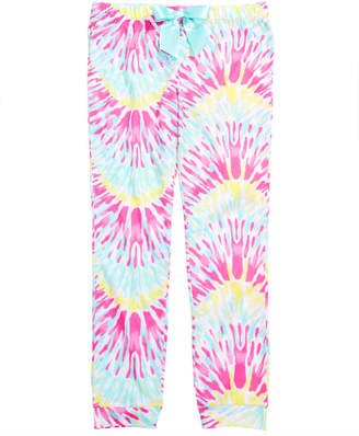 LTB Max & Olivia Little & Big Girls Tie-Dyed Pajama Pants