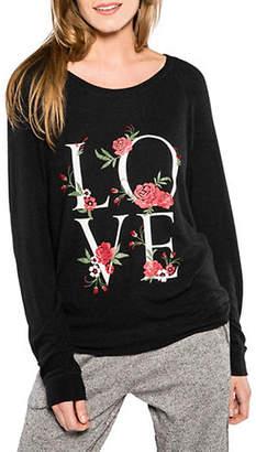 PJ Salvage Rock N' Rose Love Top