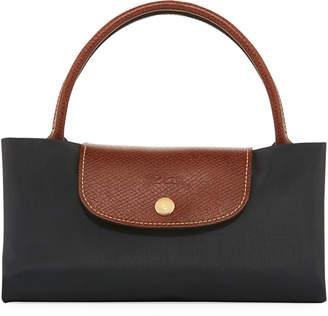 Longchamp Le Pliage Medium Tote Bag, Gray