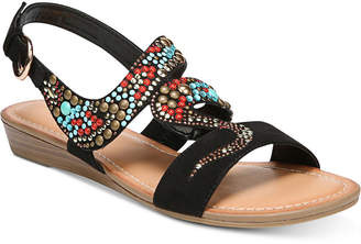 Carlos by Carlos Santana Terris Flat Sandals Women's Shoes