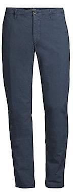 Incotex Men's Tapered Flat Front Pants