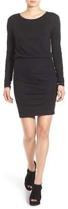Leith Blouson Body-Con Dress