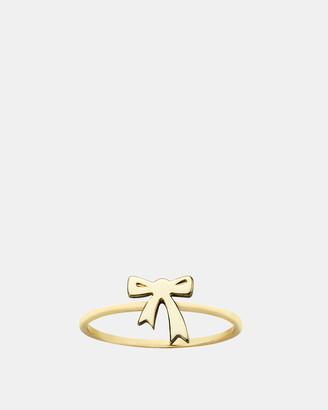 Karen Walker Mini Bow Ring