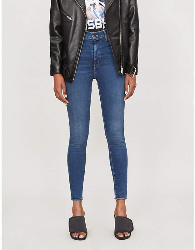 Mile High faded slim-fit skinny jeans