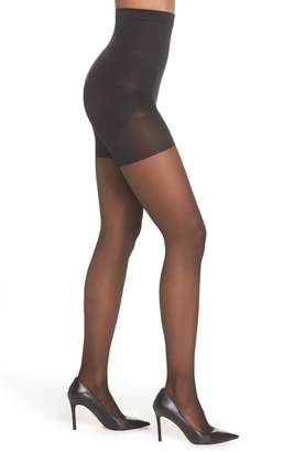 Nordstrom Naked Sheer Control Top High Waist Pantyhose