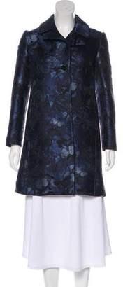 Valentino Camu Butterfly Coat