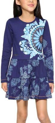Desigual El Cairo Girl Twilight Dress