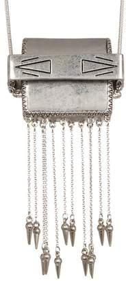 House Of Harlow Ayita Satchel Pendant Necklace