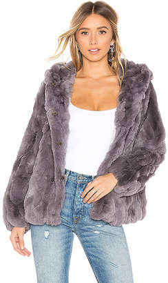 Heartloom Yuko Fur Jacket