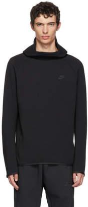 Nike Black Technical Fleece Hoodie
