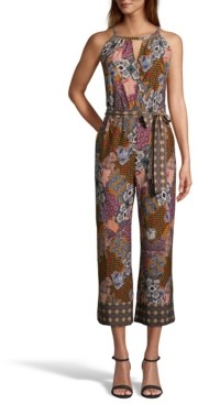 John Paul Richard Printed Jumpsuit