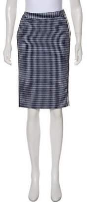 O'2nd Printed Knee-Length Skirt