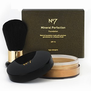 Boots Mineral Perfection Foundation, Blonde