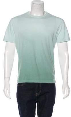 Gucci Ombré Crew Neck T-Shirt