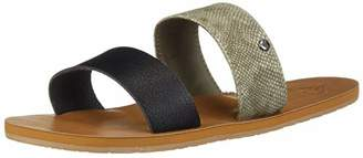 Roxy Women's Ayana Strappy Slip On Sandal