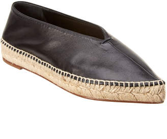 Celine Leather Espadrille