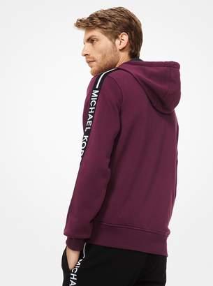 Michael Kors Fleece Zip-Up Hoodie