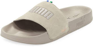 Puma x Big Sean Suede Slide Sandal