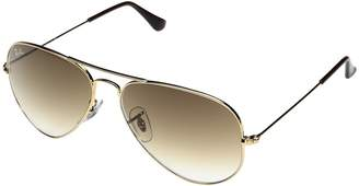 Ray-Ban RB3025 Original Aviator 58mm Metal Frame Fashion Sunglasses