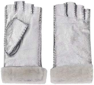Gala fingerless gloves