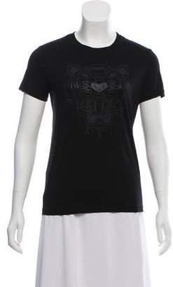 Kenzo Short Sleeve Crew Neck T-Shirt