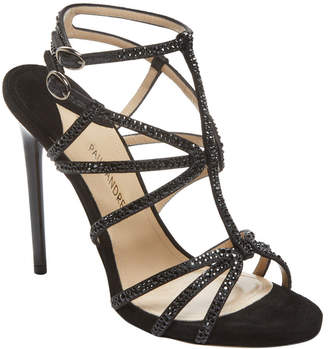 Paul Andrew Ikaria Strass Studded Sandal