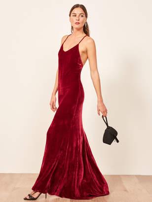 Reformation Rimini Dress