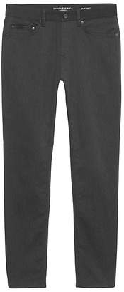 Banana Republic Athletic Tapered Heathered Traveler Pant