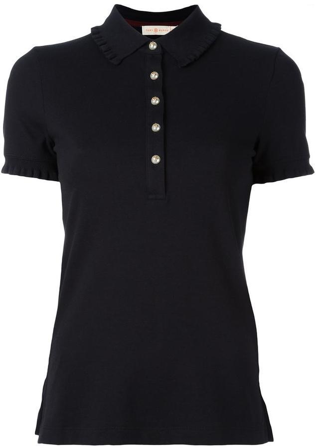 Tory BurchTory Burch Lacey polo shirt