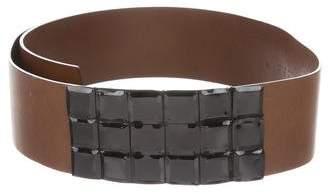 Marni Embellished Waist Belt