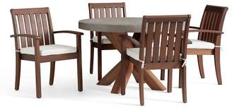 Pottery Barn Round Table + Chair Set