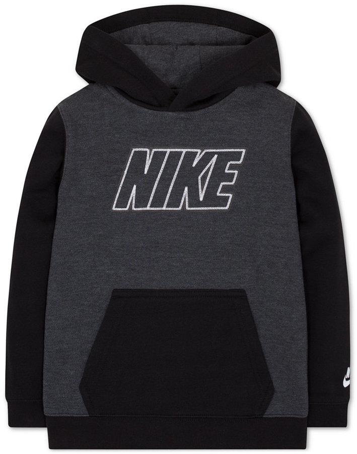 Nike Club Fleece Pullover, Little Boys (2-7)