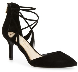Women's Jessica Simpson Piah Strappy Pump $88.95 thestylecure.com
