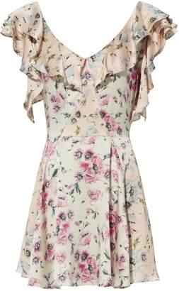 LoveShackFancy Frankie Mini Dress
