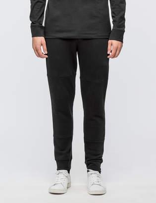McQ Colour Block Rib Sweatpants