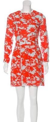 Jenni Kayne Printed Mini Dress w/ Tags