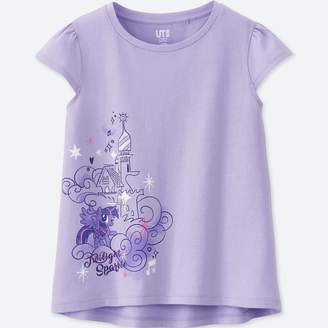 Uniqlo GIRLS My Little Pony Graphic T-Shirt