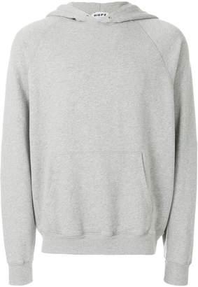 Hope hooded knit jumper