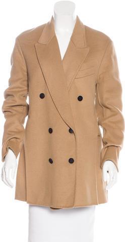 3.1 Phillip Lim3.1 Phillip Lim Virgin Wool Double-Breasted Coat