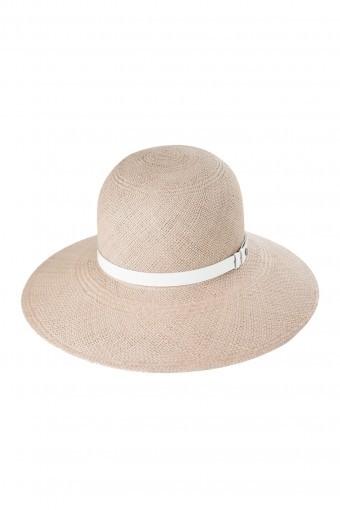 Rag and Bone RAG & BONE Wide Brim Straw Hat