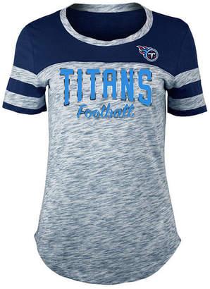 5th & Ocean Women's Tennessee Titans Space Dye T-Shirt